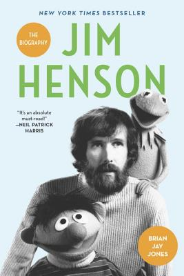 Jim Henson: The Biography Cover Image