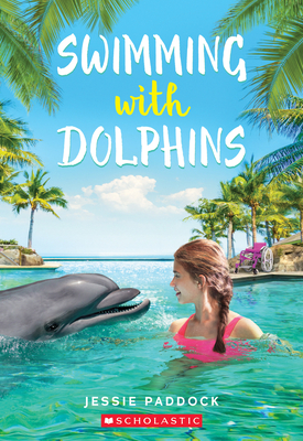 Swimming with Dolphins Cover Image