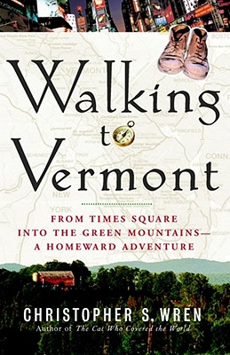 Cover for Walking to Vermont