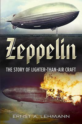 Zeppelin: The Story of Lighter-Than-Air Craft Cover Image