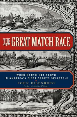 The Great Match Race Cover
