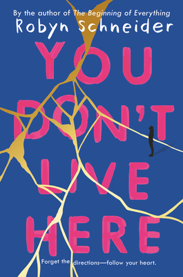 Cover for You Don't Live Here