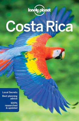 Lonely Planet Costa Rica cover image