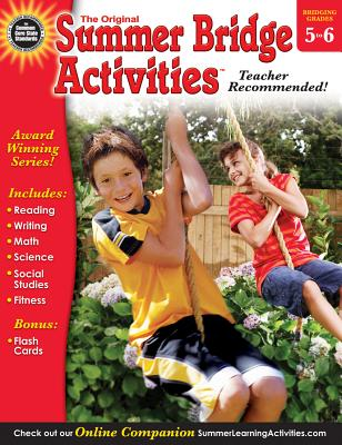 Summer Bridge Activities(r), Grades 5 - 6 Cover Image