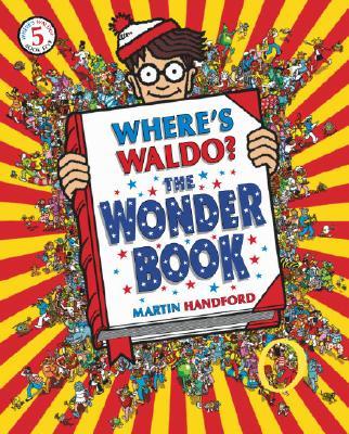Where's Waldo? the Wonder Book Cover Image