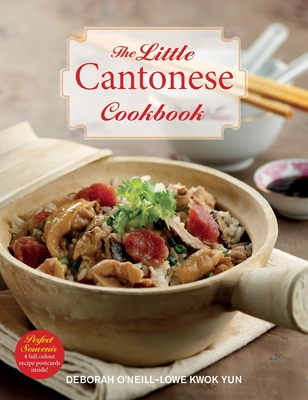 The Little Cantonese Cookbook Cover Image