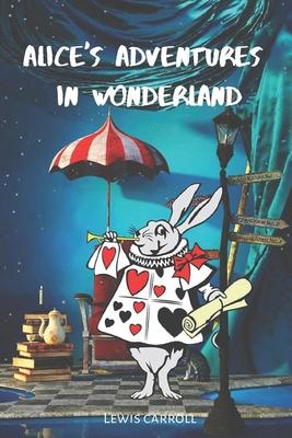 Alice's Adventure in Wonderland Cover Image