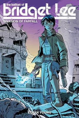 The Battles of Bridget Lee: Invasion of Farfall Cover Image