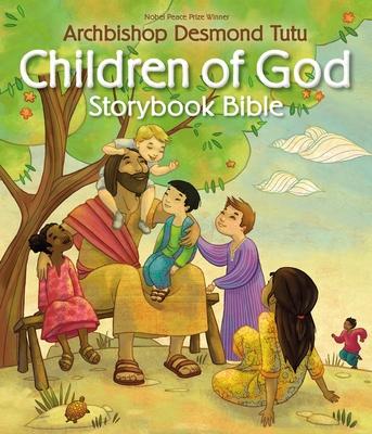 Children of God Storybook Bible Cover Image