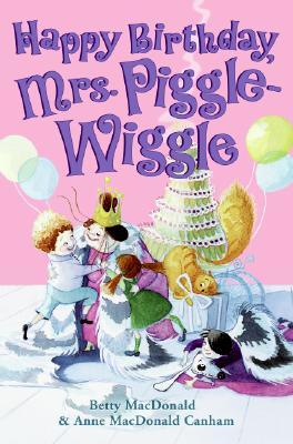 Happy Birthday, Mrs. Piggle-Wiggle Cover