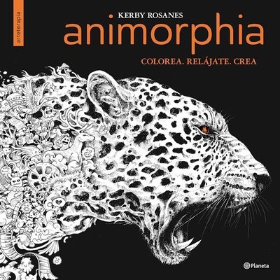 Animorphia cover