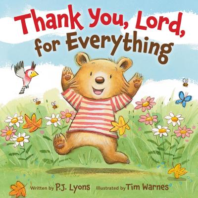 Thank You, Lord, for Everything Cover Image