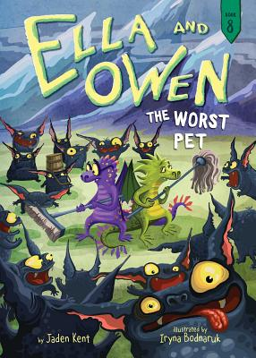 Ella and Owen 8: The Worst Pet Cover Image