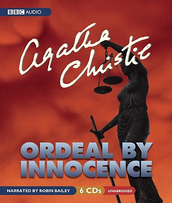 Ordeal by Innocence Cover