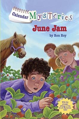 Calendar Mysteries #6: June Jam Cover Image