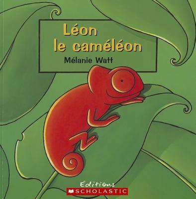 Léon Le Caméléon (Album Illustre) Cover Image