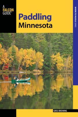 Paddling Minnesota Cover Image