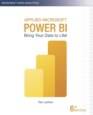 Applied Microsoft Power BI: Bring your data to life! Cover Image