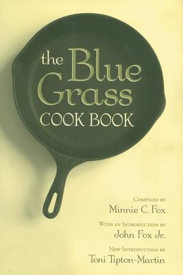 The Blue Grass Cook Book Cover Image