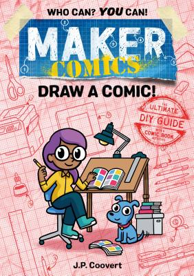 Maker Comics: Draw a Comic! Cover Image