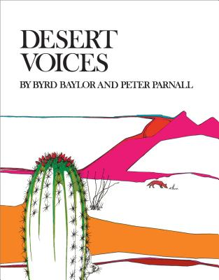 Desert Voices Cover Image