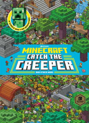 Catch the Creeper! (Minecraft) Cover Image