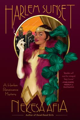 Harlem Sunset (A Harlem Renaissance Mystery #2) Cover Image