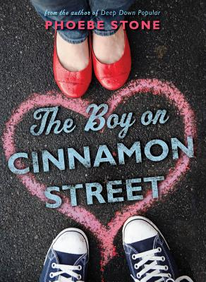 The Boy on Cinnamon Street Cover