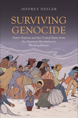 Cover for Surviving Genocide