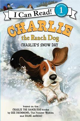 Charlie the Ranch Dog: Charlie's Snow Day Cover Image