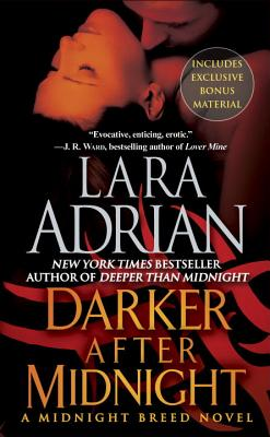 Darker After Midnight (with bonus novella A Taste of Midnight): A Midnight Breed Novel Cover Image