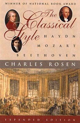 Cover for The Classical Style