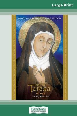 Cover for Saint Teresa of Avila