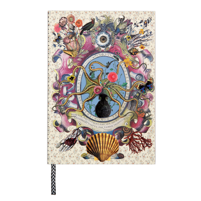 Christian Lacroix Heritage Collection Curiosity A5 Notebook Cover Image