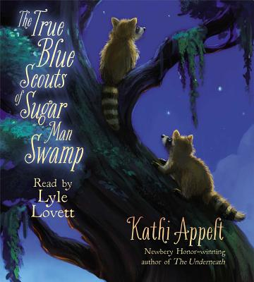 The True Blue Scouts of Sugar Man Swamp Cover