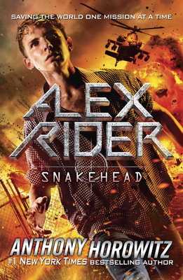 Snakehead (Alex Rider #7) Cover Image