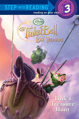 Tink's Treasure Hunt Cover