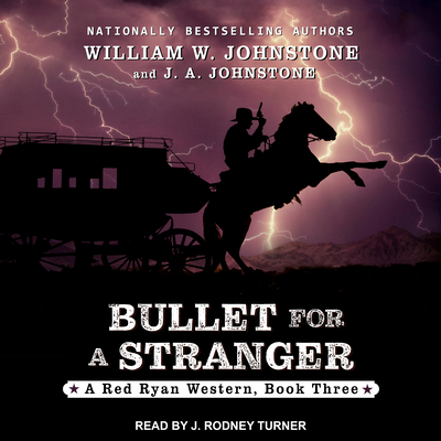 Bullet for a Stranger Cover Image