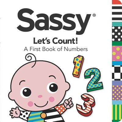 Let's Count!: A First Book of Numbers (Sassy) Cover Image
