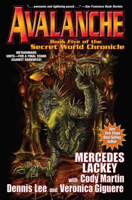 Avalanche (Secret World Chronicle #5) Cover Image