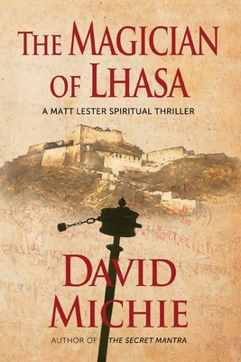 The Magician of Lhasa Cover Image