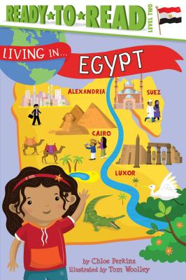 Cover for Living in . . . Egypt