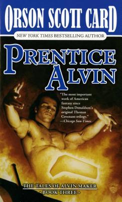 Prentice Alvin Cover
