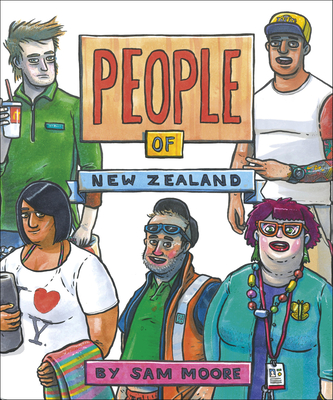 People of New Zealand Cover Image
