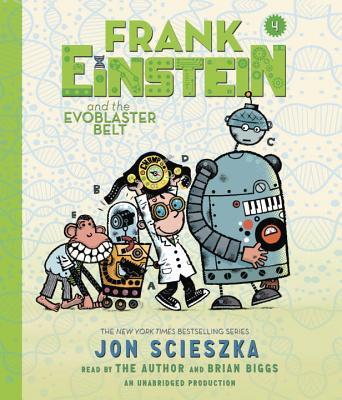 Frank Einstein and the EvoBlaster Belt Cover Image