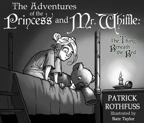 The Adventures of the Princess and Mr. Whiffle Cover