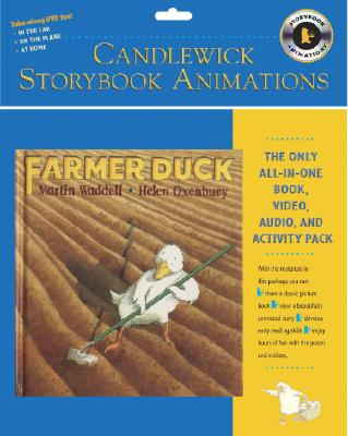 Farmer Duck [With Paperback Book] Cover