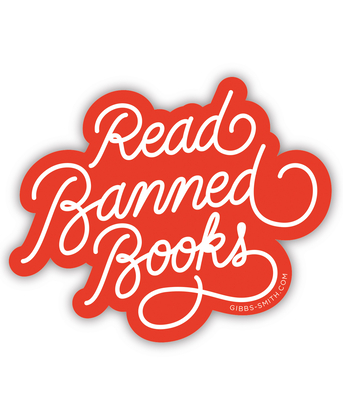 Read Banned Books (Sticker) Cover Image