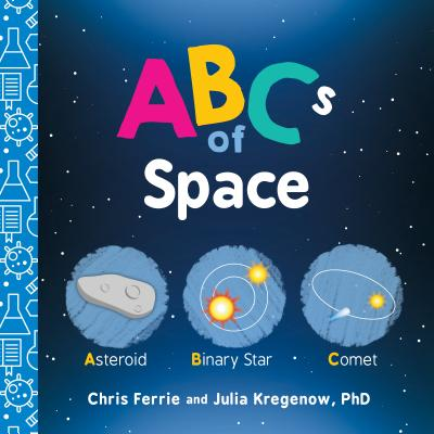ABCs of Space (Baby University) Cover Image