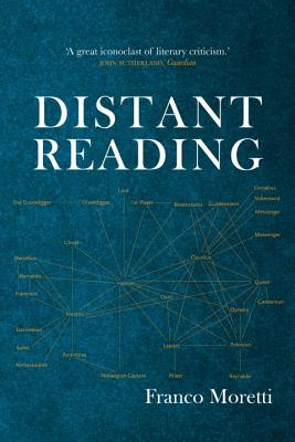 Distant Reading Cover